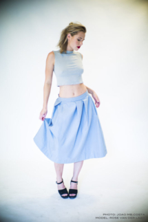 Model lente zomer collectie rok en top